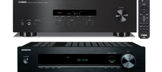 Yamaha R S201 Vs Onkyo TX 8020
