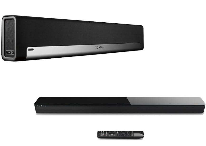 Sonos Playbar Vs SoundTouch 300