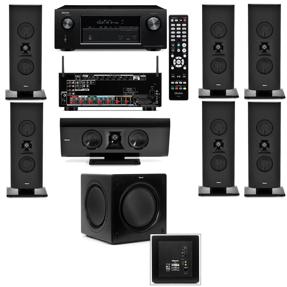 Best 7.1 Home Theater System 2017 1
