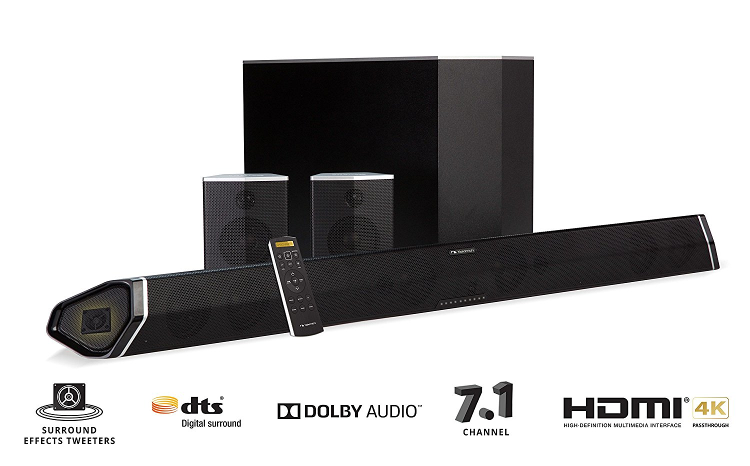 Best 7.1 Home Theater System 2017 4