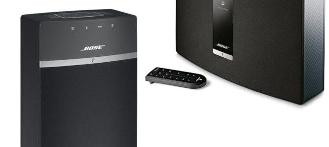 Bose SoundTouch 10 Vs 20