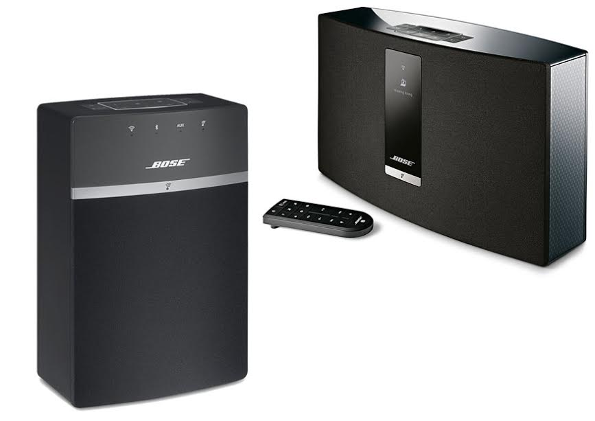 Bose SoundTouch 10 Vs 20