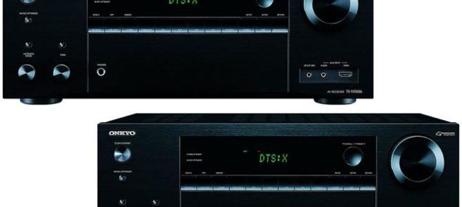 Onkyo TX NR656 Vs TX NR555