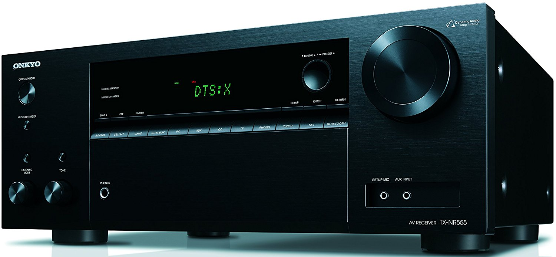 Onkyo TX NR656 Vs TX NR555 3