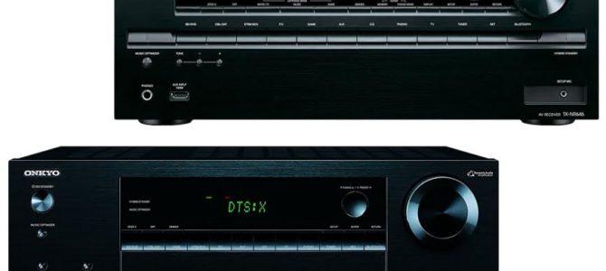 Onkyo TX NR656 Vs TX NR646