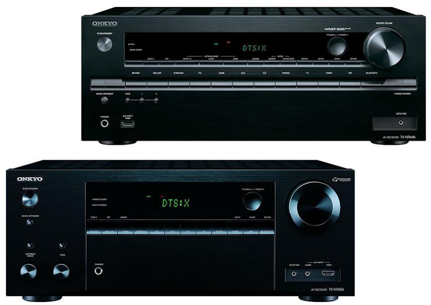 Onkyo TX NR656 Vs TX NR646 1