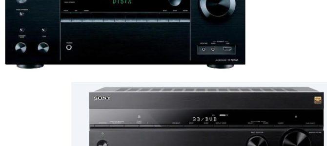 Onkyo TX NR656 vs Sony STR DN1070