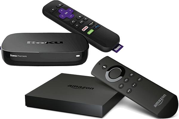 Roku Premiere vs Amazon Fire TV