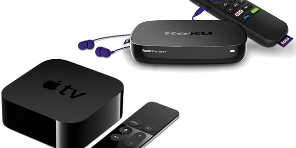 Roku Premiere Vs Apple TV