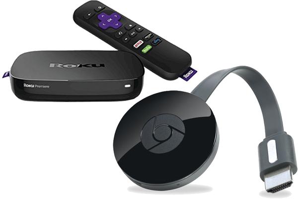 Roku Premiere vs Chromecast