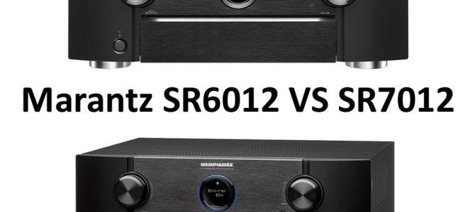 Marantz SR6012 vs SR7012