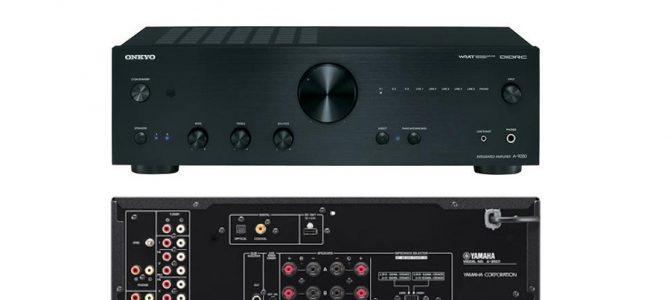 Onkyo A9050 Vs Yamaha AS501